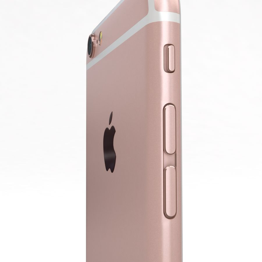 Apple iPhone 6s 모든 색상 royalty-free 3d model - Preview no. 73