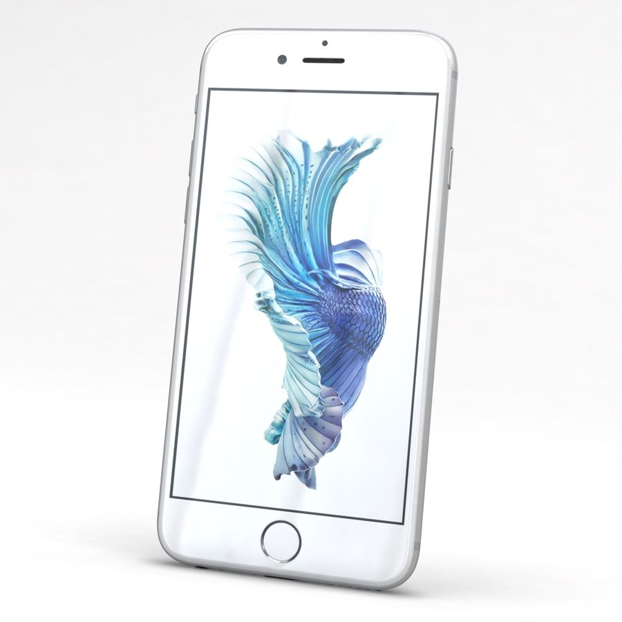 Apple iPhone 6s 모든 색상 royalty-free 3d model - Preview no. 22