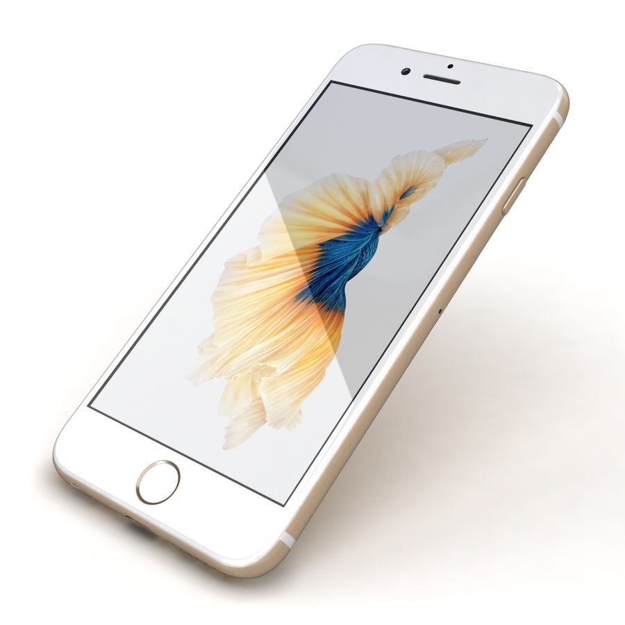 Apple iPhone 6s 모든 색상 royalty-free 3d model - Preview no. 56
