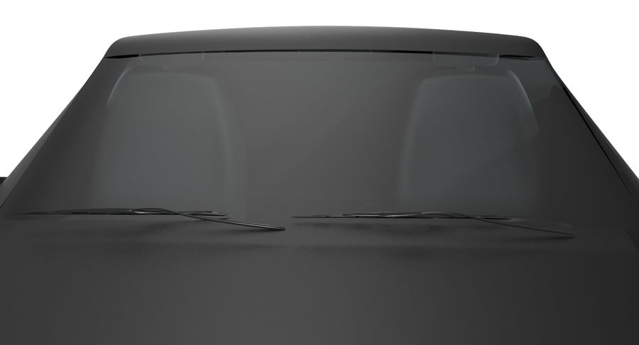 Merc Limo royalty-free 3d model - Preview no. 15