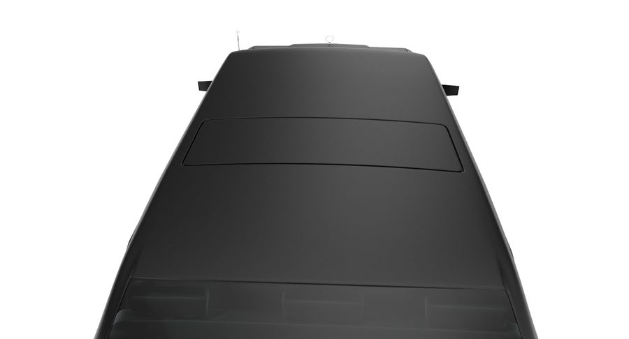 Merc Limo royalty-free 3d model - Preview no. 12