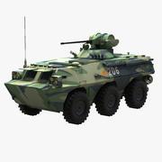 解放军ZSL-92 IFV 3d model