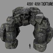 skul cave 4 3d model
