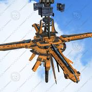 Lobby RF Online 3d model