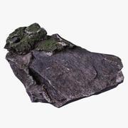 混凝土碎屑 3d model