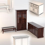 Selva Furniture (1) 3d model