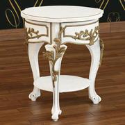 クラシックベッドサイドテーブルSilvano Grifoni 3d model