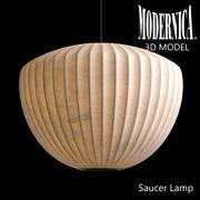 MODERNICA Яблочный светильник 3d model