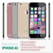 iPhone 6S 3d model