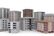 专业建筑包v1 3d model