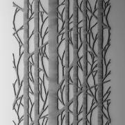Panneau en bois pour CNC 3d model