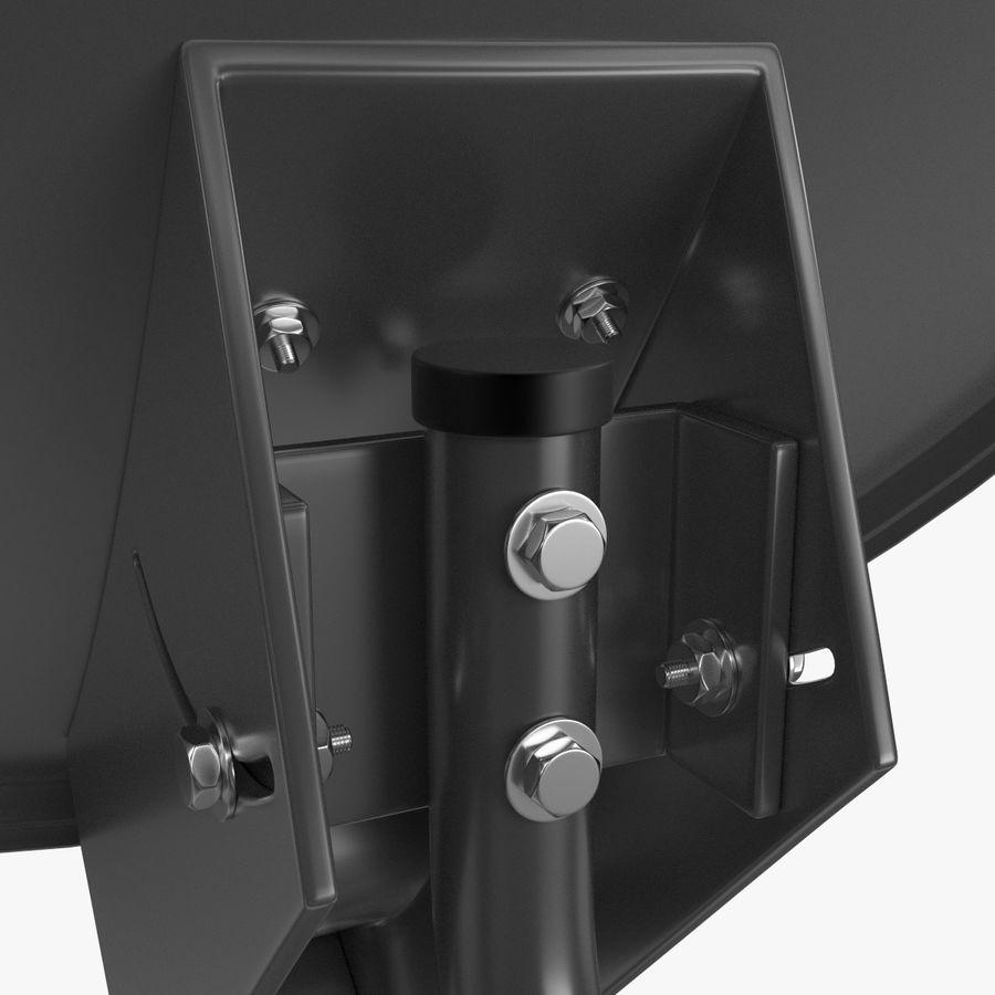Satellite Dish royalty-free 3d model - Preview no. 8