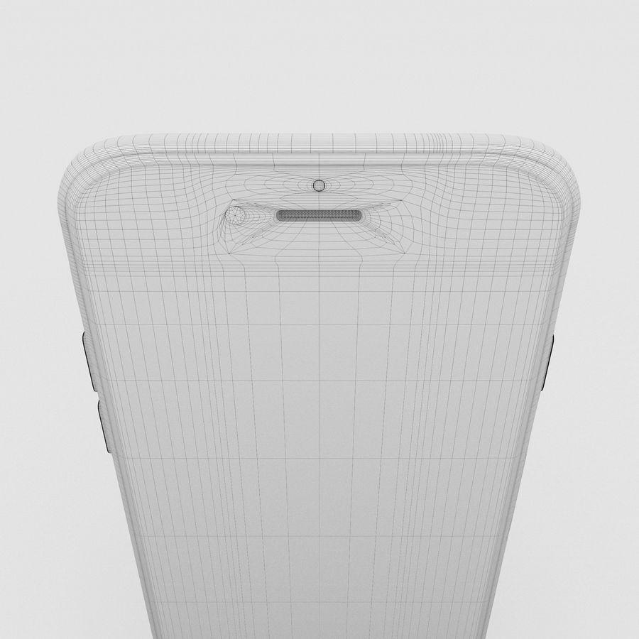 Iphone 6S Espaço Cinza royalty-free 3d model - Preview no. 21