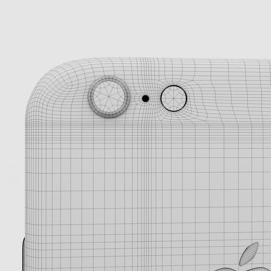 Iphone 6S Espaço Cinza royalty-free 3d model - Preview no. 26