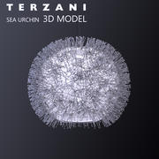 Terzani sea urchin 3d model