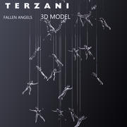 Terzani Angel Falls 3d model