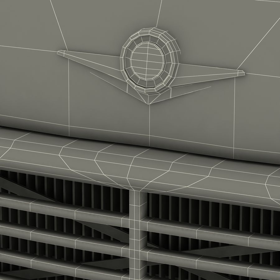 Checker Taxicab 1982 royalty-free 3d model - Preview no. 59
