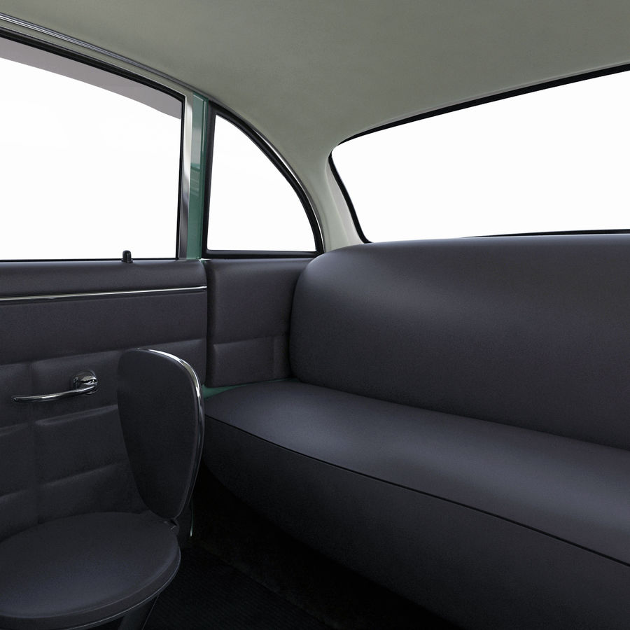 Checker Taxicab 1982 royalty-free 3d model - Preview no. 36