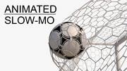 Soccer Net 3d model