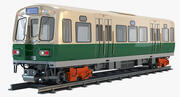 Вагон метро Чикаго Pullman Standard 2000 3d model