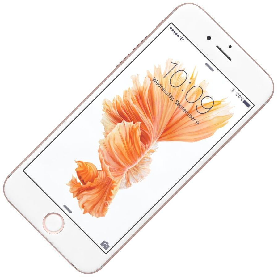 Apple iPhone 6s ve Artı royalty-free 3d model - Preview no. 13