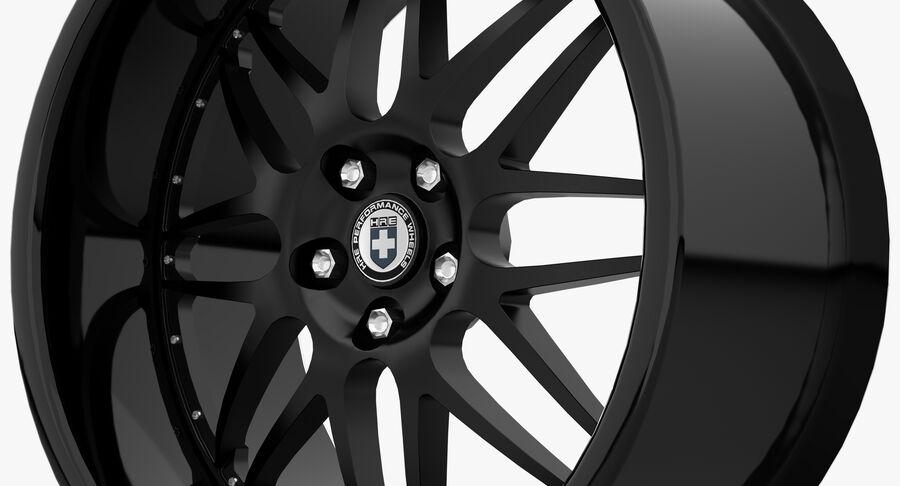 Rims Collection - Asanti & Brabus & HRE & Lexani & Rotiform & Vossen & Vorsteiner & WALD royalty-free 3d model - Preview no. 35