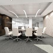 Företags kontor interiör 3d model