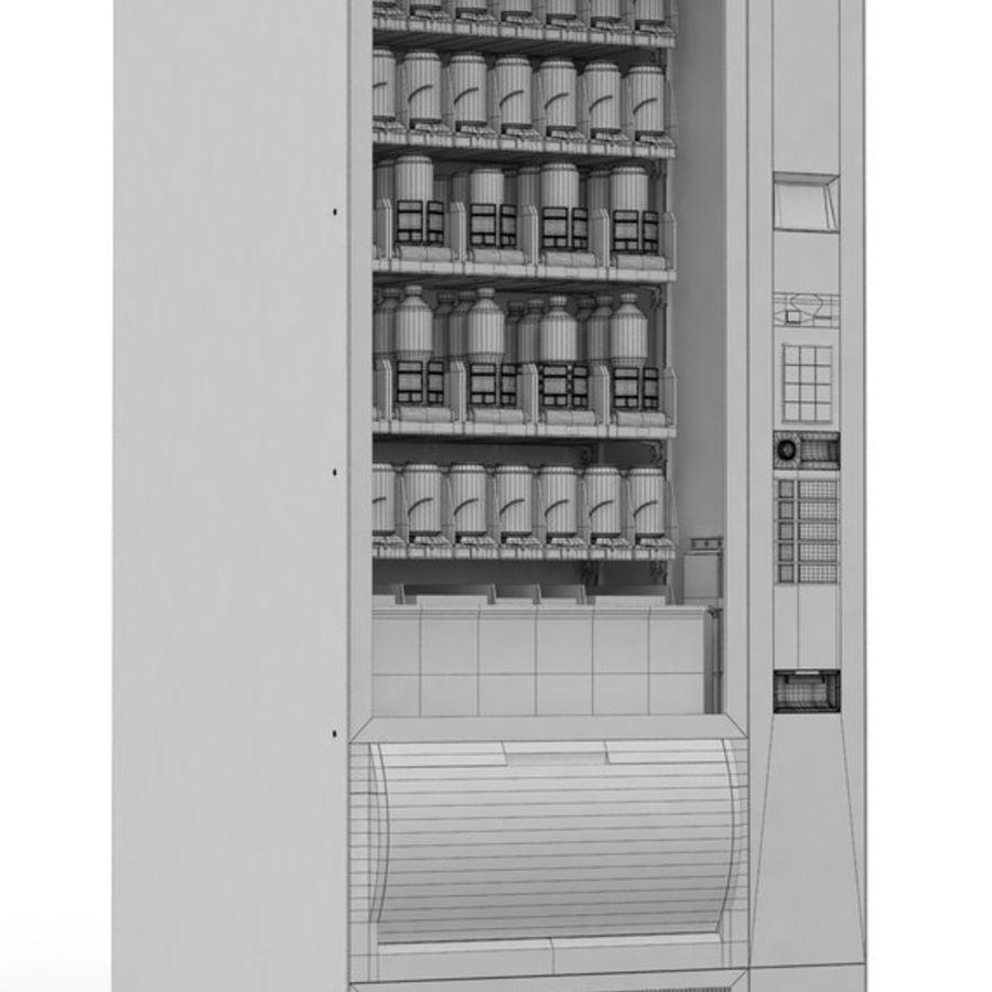 Vending Machine royalty-free 3d model - Preview no. 6