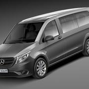 Mercedes-Benz Vito Tourer 2015 3d model