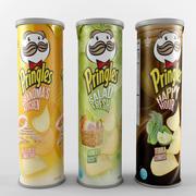 Pringles 3d model
