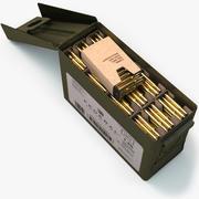 Ящик с боеприпасами v3 3d model