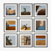 Picture Frame Wall 19 3d model