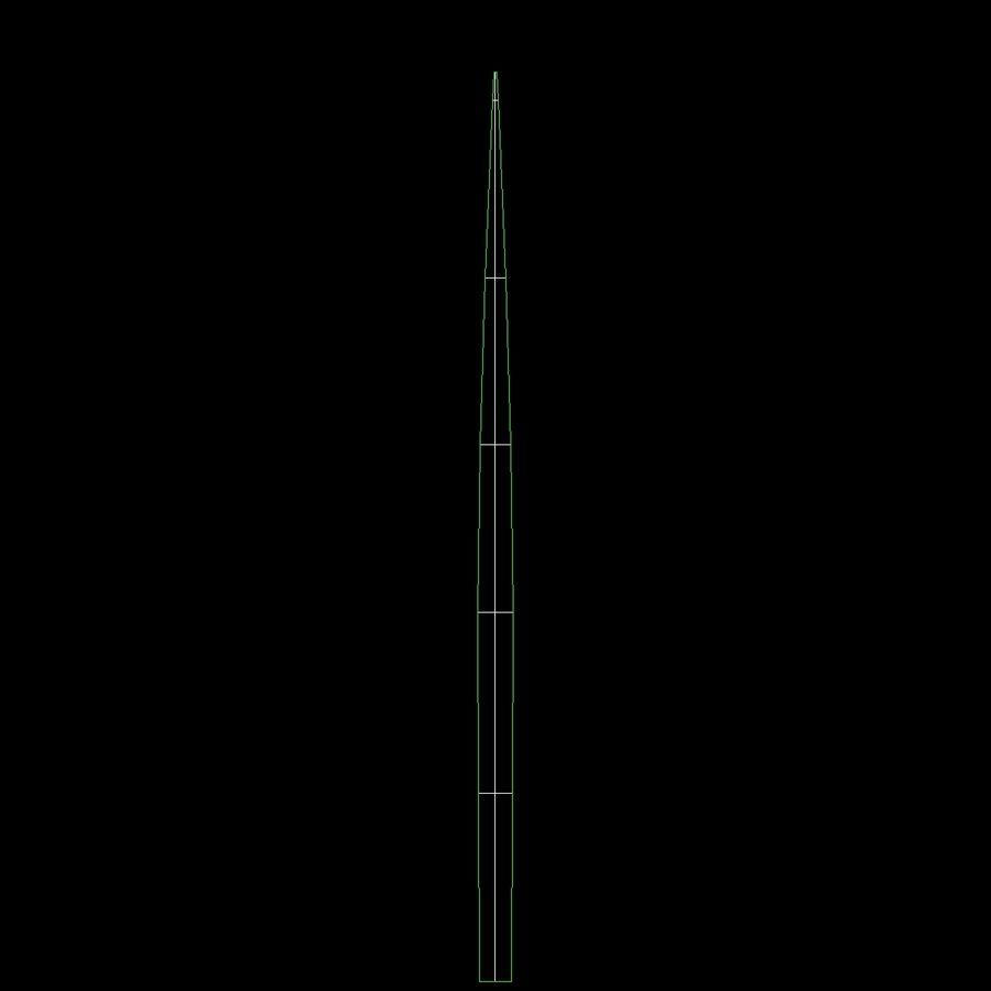 草2 royalty-free 3d model - Preview no. 11