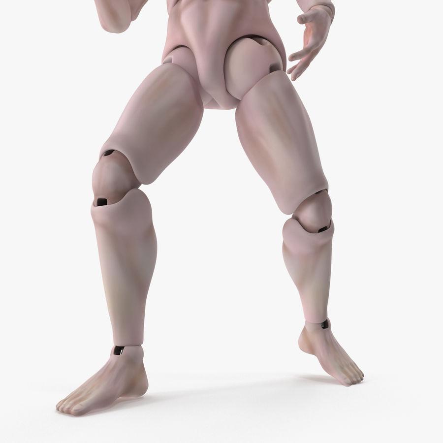 3d model wrists STL  File bjd doll