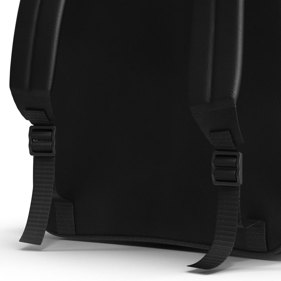 Backpack 9 royalty-free 3d model - Preview no. 14