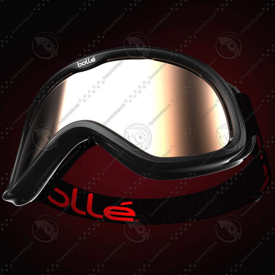 Ski Mask royalty-free 3d model - Preview no. 2