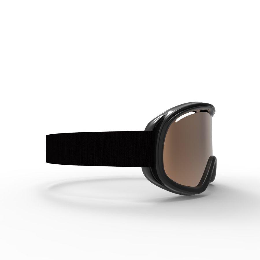 Ski Mask royalty-free 3d model - Preview no. 5