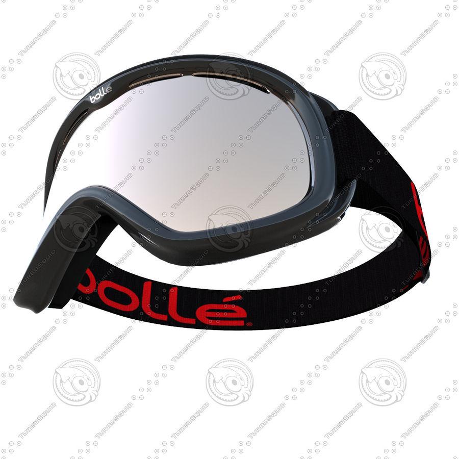 Ski Mask royalty-free 3d model - Preview no. 10
