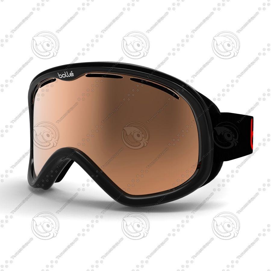 Ski Mask royalty-free 3d model - Preview no. 9