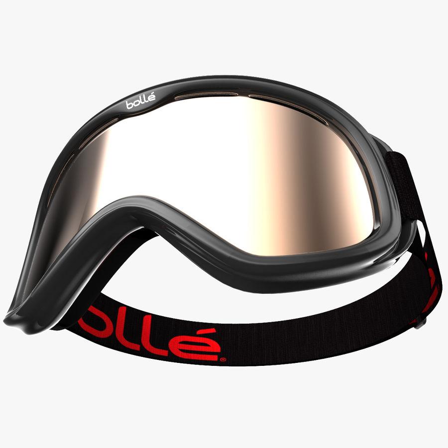 Ski Mask royalty-free 3d model - Preview no. 1