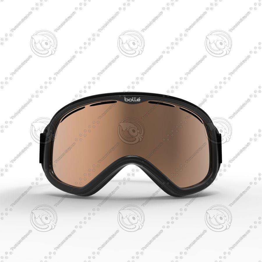 Ski Mask royalty-free 3d model - Preview no. 4