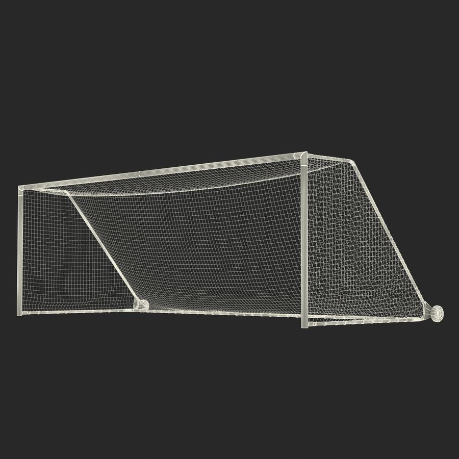 Soccer Goal royalty-free 3d model - Preview no. 22