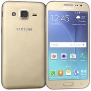 Samsung Galaxy J2 Gold modelo 3d