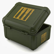 Ammo Box 3d model