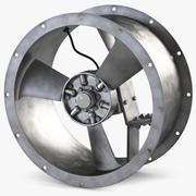 Industrial Fan 1 3d model