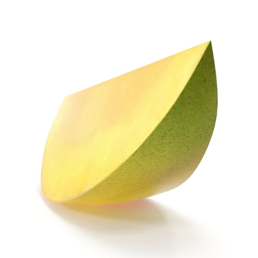 Mango royalty-free 3d model - Preview no. 13