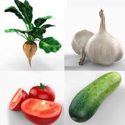 Veggies Vol.2 3d model