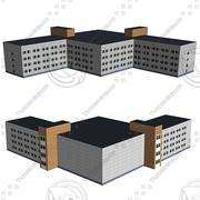 Ambiente de la casa51 modelo 3d