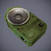Selectable Lightweight Attack Munition SLAM 3d model