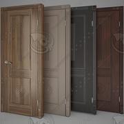 ドア13 3d model